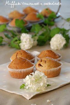 muffiny babbabowe z czekolada!