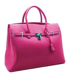 Soap Opera Jewelry has Jane's Black Soft Leather Designer Handbag ...