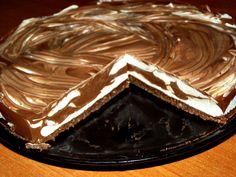 Cheesecake marmorat cu ciocolata - CAIETUL CU RETETE Cheesecakes, Deserts, Pie, Simple, Food, Torte, Cake, Fruit Cakes, Essen