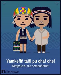 Kimeltuwe Educacion Intercultural, Folklore, Nativity, Spanish, Culture, The Originals, History, Origins, Languages