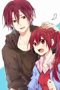 anime siblings tumblr - Google Search