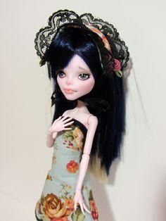 Adriana - OOAK Monster High Doll Create a Monster Repaint | eBay
