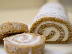 Pumpkin Roll with Cream Cheese Filling   Tasty Kitchen: A Happy Recipe Community!