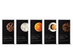 Elio Di Luca Chocolate is Swathed in a Hunger-Inducing Wrapper #chocolate #packaging trendhunter.com