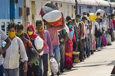 Migrant Worker, Latest Trending News, Sports Headlines, Global News, India, Trains, Online Registration, Live News, Centre