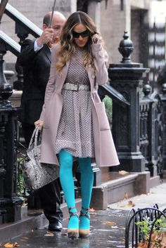 SJP looking amazing <3