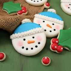 Great Decorated Cookies