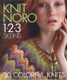 【转载】Knit Noro 1-2-3- Skeins - 编织幸福的日志 - 网易博客