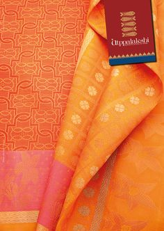 Beautiful bloom in zari on the border and the pallu with stunning colours to complement.