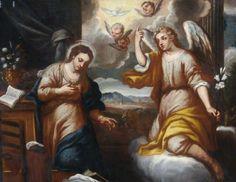 1528 - 1588 Paolo Veronese, The Annunciation