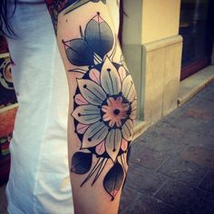 28 Amazing Elbow Tattoos (7)