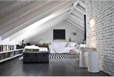 A Rustic Loft in Italy, from a Rising Design Star : Remodelista