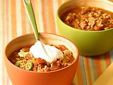 Picture of Slow Cooker Chicken Chili Recipe