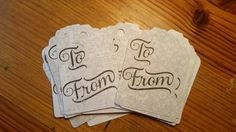 Check out this item in my Etsy shop https://www.etsy.com/listing/448562984/wedding-tags