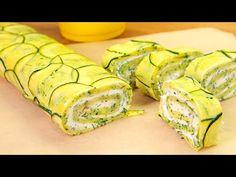Sie werden die Zucchini nicht mehr braten! Machen Sie dieses Rezept und alle werden begeistert sein - YouTube Zucchini Ricotta Recipe, Squash Zucchini Recipes, Best Zucchini Recipes, Vegetable Recipes, Vegetarian Recipes, Cooking Recipes, Healthy Recipes, Veg Dishes, Vegetable Dishes