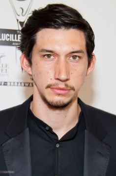 Adam Driver at the 27th Annual Lucille Lortel Awards
