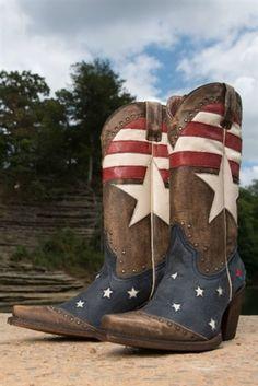 Freedom Boot - Vintage Cinnamon (RUNS SMALL!)