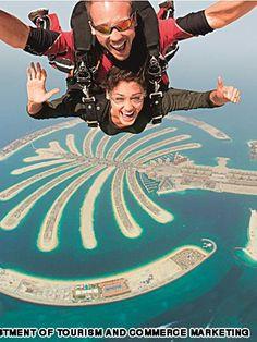 8 wild outdoor adventures in Dubai