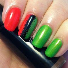 Earthquake Nails