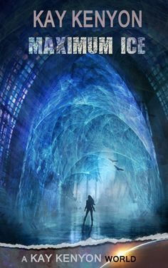 Maximum Ice, just re-released. A crystalline substance covers the earth. But it's not ice. . . not at all. My Philip K. Dick-nominated novel with this haunting cover art by Matt Forsyth. Available across eBook formats.