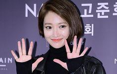 [HD포토] 고준희, '손바닥만한 얼굴 인증' / HD Photo News - TopStarNews.Net