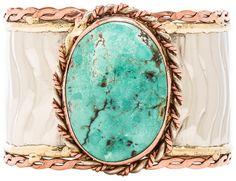 Natalie B Jewelry Kaisa Cuff- stunning boho glam