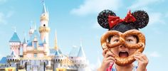 Places To Find Cheapest Disneyland Food That Actually Tastes Good! Disneyland Food on a Budget Disney On A Budget, Disney Vacation Planning, Disney Vacations, Disney Trips, Vacation Places, Disneyland Dining, Disneyland Food, Disneyland Resort, Universal Parks