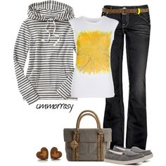 """Relaxed"" by cmmorrasy on Polyvore"