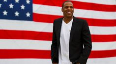 Jay-Z is the first rapper nominated for the Songwriters Hall of Fame