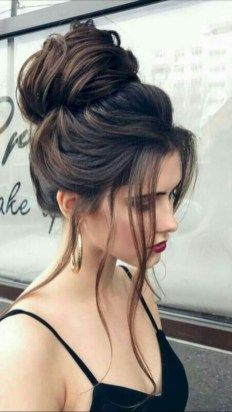 Trending Prom Hairstyles 2018 2019 For Long Medium Hair And All Color Hair 24