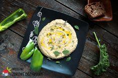 Pasta z pieczonego bakłażana - Zdrowe Odżywianie, mutabal, baba ghanoush, patlıcan salatası, zdrowe przepisy, zdrowy styl życia