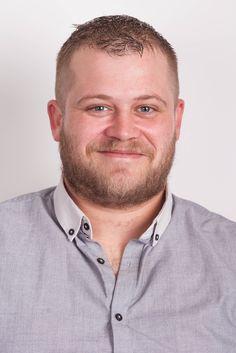 Fundraising Assistant, Duane Poole.