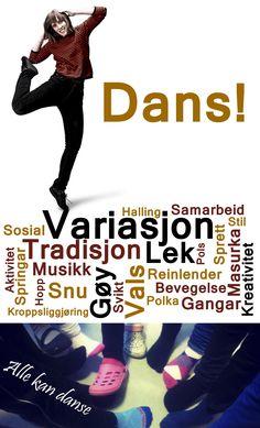 Dans og folkedans er moro for alle. En kan lære nye tricks hele livet og frå hver dansepartner. På kurs med Anna skal en lære litt om variasjonsmuligheter som passer til deg! Ecards, Memes, Design, Dance In, Velvet, Design Comics, E Cards, Meme