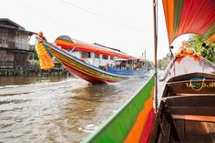 Bangkok's long-neglected river is returning to its glory days — and remains the heart of the city.