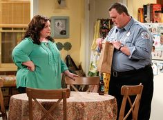 melissa mccarthy mike and molly | Melissa McCarthy, Billy Gardell, Mike and Molly