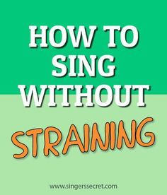 Whether you sing professionally or just for fun, if singing is an important part of your life then you need to take care of your singing voice. If you want to learn how to properly take care of your vocal cords you would do yourself a Vocal Lessons, Singing Lessons, Singing Tips, Music Lessons, Guitar Lessons, Learn Singing, Singing Quotes, Guitar Tips, Guitar Songs