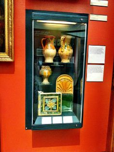 Hungarian National Museum - Renaissance-Style Pottery | Flickr - Photo Sharing!