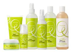 Where there is frizz there is curl.  This truly revolutionary product line will rock every curly girl's world.  If you wish your beauty routine took 10 minutes every morning, Deva Curl is the answer to your prayers!