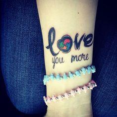 Amazing Autism Awareness Tattoos