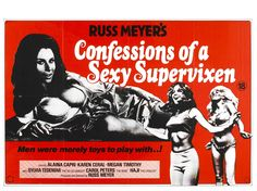 Russ Meyer Confessions of a Sexy Supervixen (1967)