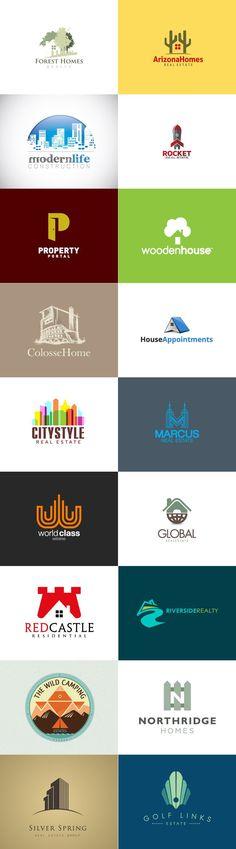 """Logo inspiration """"real estate"""" http://enderbyshuswaprealty.com/:"""