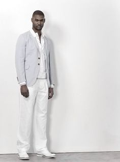Djebril Didier Zonga, model, Central African