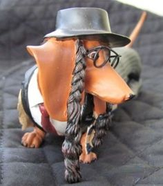 Dachshund, Westland Giftware, Weiner Dogs, Goodies, Hats, Animals, Club, Sweet Like Candy, Animales