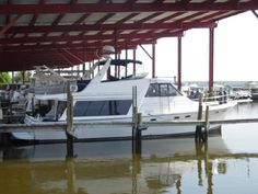 2001 Bayliner 4788 Pilot House Motoryacht Power Boat For Sale…
