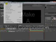 How To Make Animated Lines In Adobe After Effects - YouTube