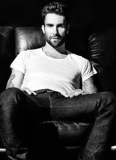 Adam Levine is in my opinion one of the sexiest men alive
