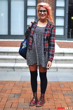 The Most Stylish Ivy League Students Show off Their Campus Looks | Teen Vogue