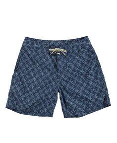 Classic Boardshort - Moonlight Batik