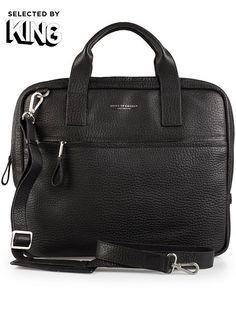 5a324975a4eb8 Emore Bag - Tiger Of Sweden - Svart - Väskor - Accessoarer - Man - NlyMan