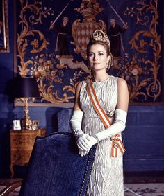In anticipation of the upcoming royal wedding on July of Prince Albert of Monaco and Charlene Wittstock. Grace Kelly must be on her son'. Kelly Monaco, Princesa Grace Kelly, Photo Glamour, Grace Kelly Wedding, Camille Gottlieb, Patricia Kelly, Lee Radziwill, Monaco Royal Family, Mode Chic